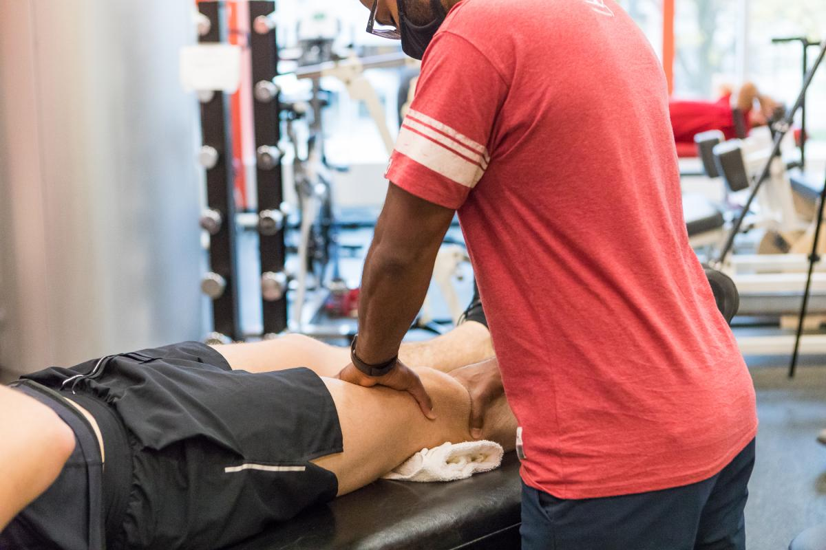 HPC-Athletic Therapy