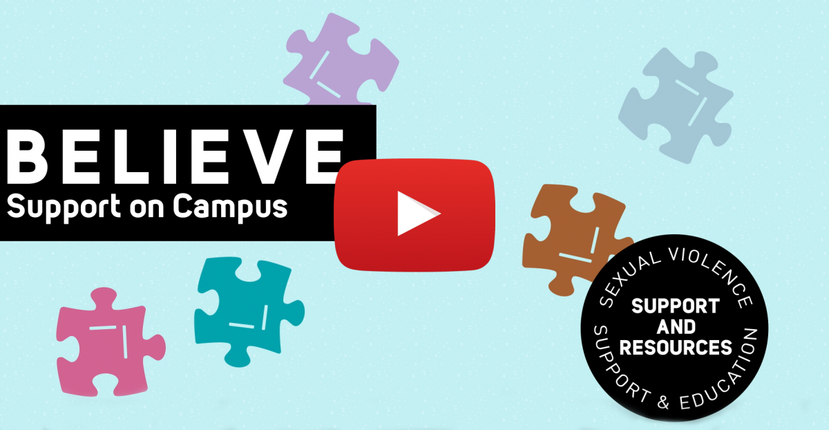 Link to Sexual Violence Support on Campus video
