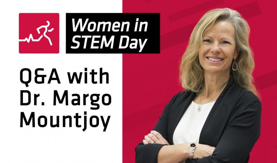 Dr. Margo Mountjoy - Women in STEM Q&A